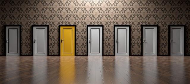 דום סקרייפינג - למצוא את הדלת הנכונה